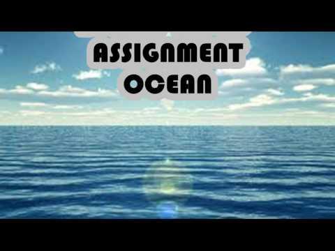 Biomes Ocean (Conservation Biology UMS)  SB30503