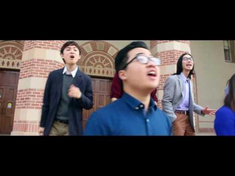 On My Way Home (Pentatonix) - UpSight/RtD Cover