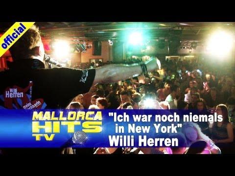 Willi Herren - Ich war noch niemals in New York