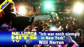 Willi Herren - Ich war noch niemals in New York