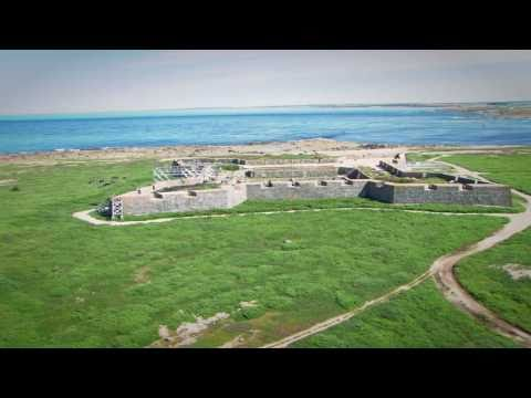Prince of Wales Fort in Churchill - Manitoba, Canada