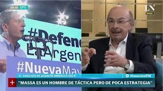 Joaquín Morales Solá: Massa, víctima de su propia indefinición