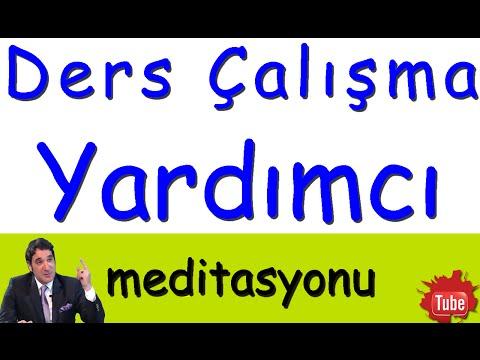 Ders Calisma Muzigi Meditasyon Videolari Bilincalti