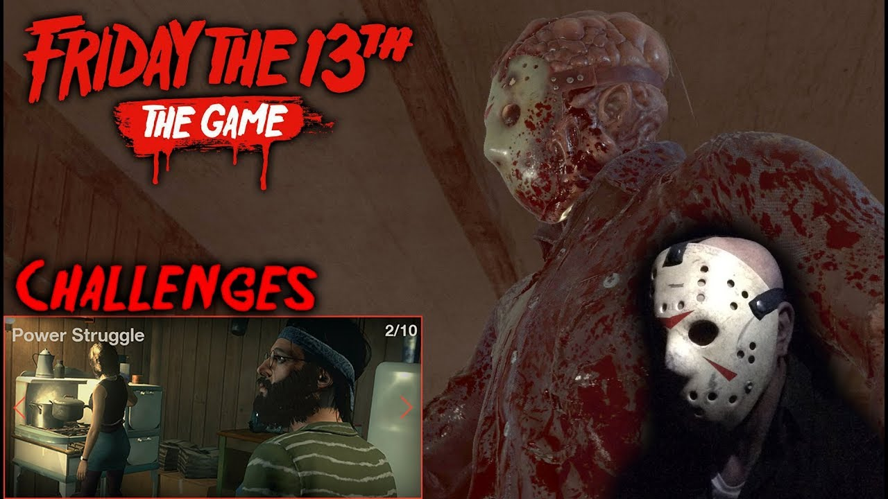 Challenges | Friday the 13th Game Wiki | Fandom