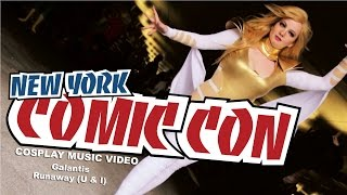2015 NYCC Cosplay Music Video