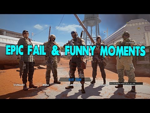 Epic Fail and Funny Moments: I am home | Rainbow Six Siege