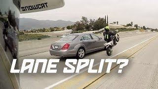 CRAZY LANE SPLITTING WHEELIE! 701RIDEOUT BIG BEAR MOUNTAIN