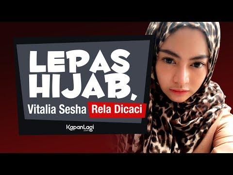 Vitalia Sesha Lepas Hijab, Akui Masih Belajar & Labil thumbnail