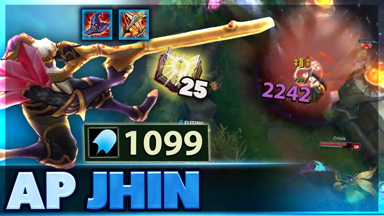 Good Support For Jhin