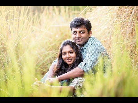 Celebrating Karthik & Harini