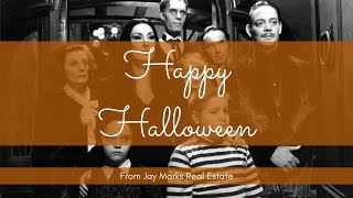 Special Halloween Greeetings from Jay Marks Real Estate (2017)