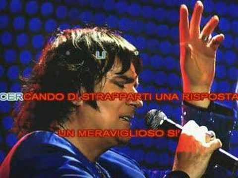 Karaoke - Mentre aspetto che ritorni - Renato Zero