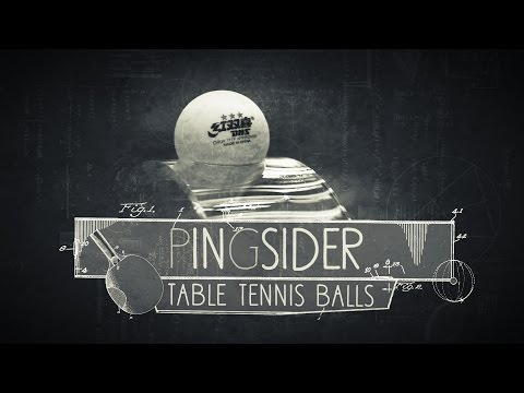 Pingsider | How Table Tennis Balls are Made
