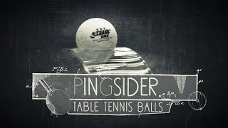 Pingsider | How Table Tennis Balls are Made thumbnail