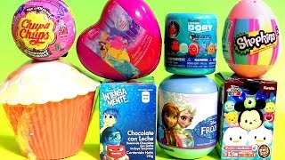 Disney Cars Surprise Eggs