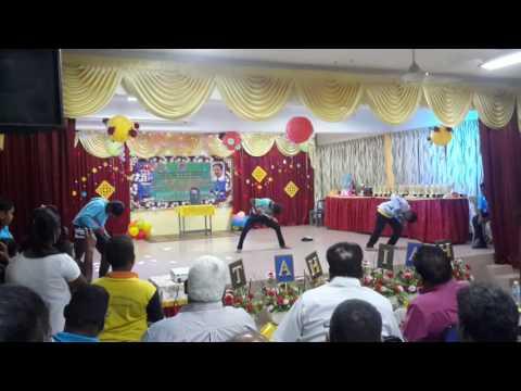 Naduvaan Dr.Burn dance by SJKT Mukundan.Bukit Pelandok. Year 3.2016