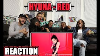 HYUNA(현아) - '빨개요 (RED) REACTION/REVIEW (Official Music Video)