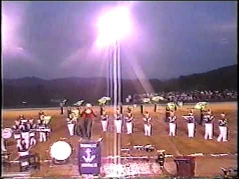 1996 Danville High School Band