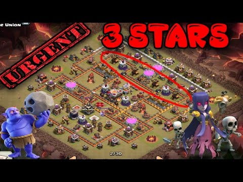 *MUST WATCH* THE ANSWER TO BEATING ANTI AIR BASES, MAX TOWN HALL 11 (TH11) ANTI 3 STAR