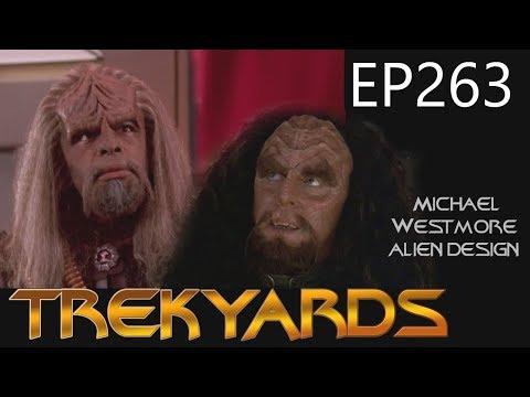 Trekyards EP263  Designing the Klingons Part 2 ft. Michael Westmore