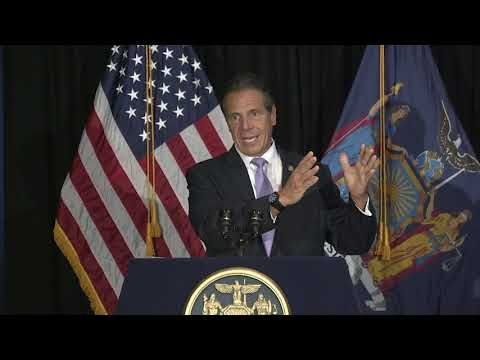 Gov. Cuomo announced that Peekskill will receive $10 million in funding as the Mid-Hudson winner of the fourth round of the Downtown Revitalization Initiative.