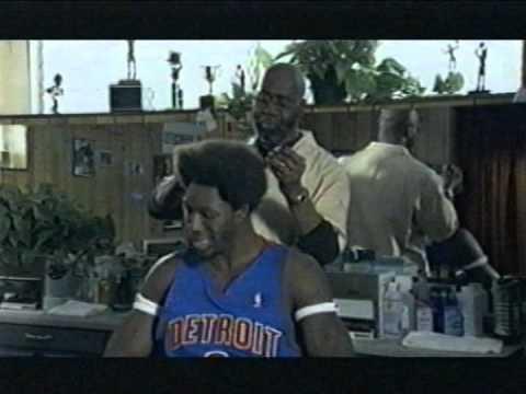Ben Wallace - 2004 NBA Finals Commercial