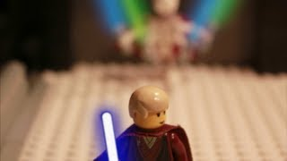 Lego Star Wars - Stop Motion animation