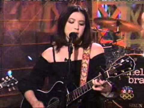 Michelle Branch - All You Wanted Live Leno