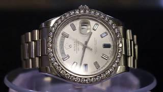 Rolex Day Date - выкуп швейцарских часов Коллекционер