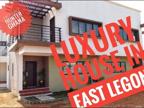4 Bedrooms Estate House For sale in East lagon, Ghana