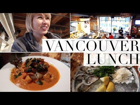 英語で注文!Vancouverのカキ屋さん♬ 〔#529〕