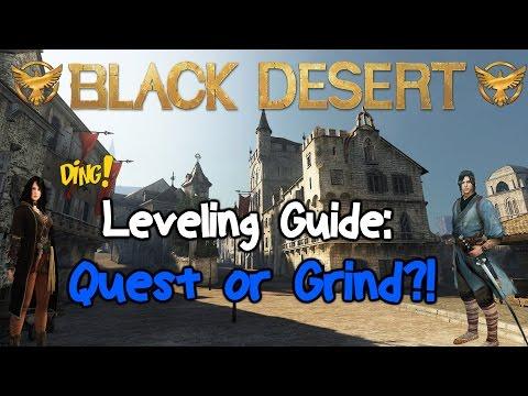 Black Desert Online: Leveling Guide