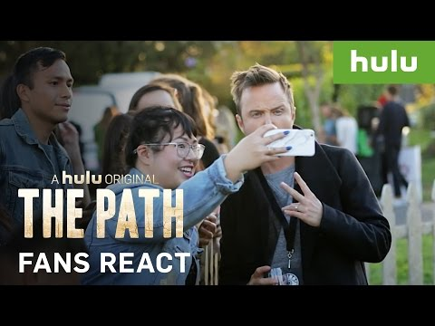 Fans React To The Path Season One • The Path on Hulu