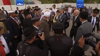 Khalifa of Islam: Germany Tour 2017 - News Special from Waldshut