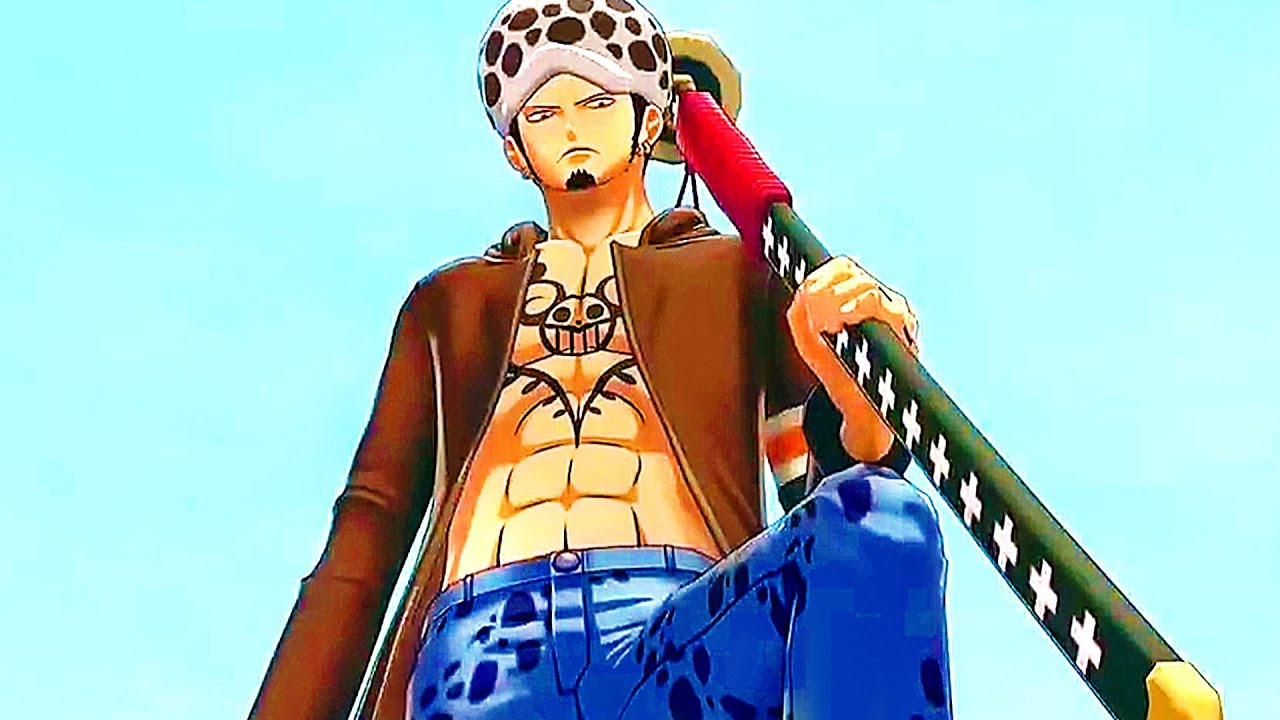 DLC de ONE PIECE WORLD SEEKER Ep. 3 NOVO Trailer (2020) PS4 / Xbox One / PC + vídeo