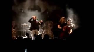 "Adam Gontier feat Apocalyptica  ""I don't care"""