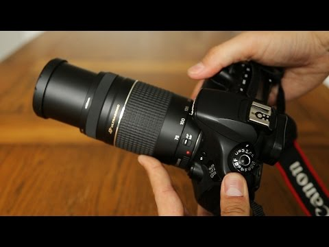 Canon 75-300mm F/4-5.6 USM 'iii' Lens Review With Samples (Full-frame & APS-C)