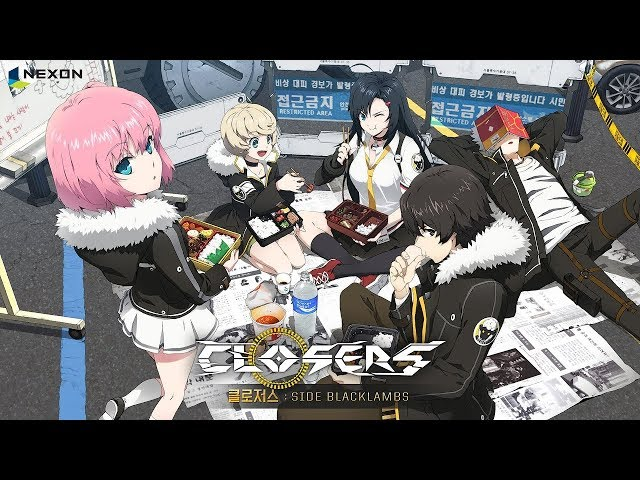 Yinfir closers side blacklambs anime episode 1 vostfr
