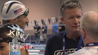 Rio Olympics 2016: Mic'd up with David Marsh
