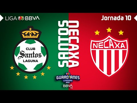 Santos Laguna Necaxa Goals And Highlights