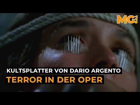 DARIO ARGENTO zum 80. Geburtstag: TERROR in der OPER
