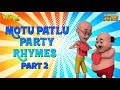 Clap your hands with Motu Patlu 3 hours of Rhymes Available Worldwide