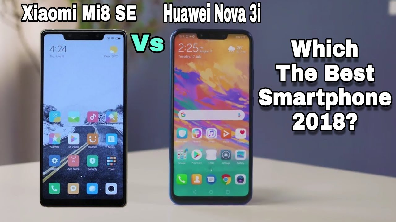 Which is better - Xiaomi or Huawei Which phone to choose