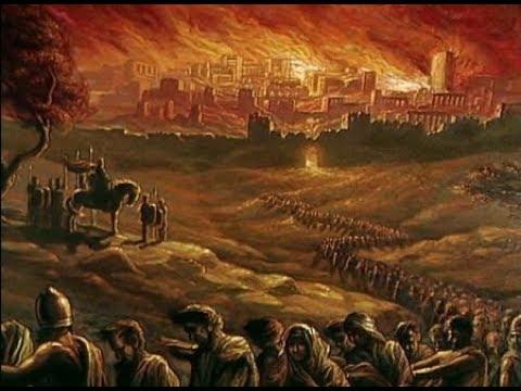 El exilio del pueblo judío a Babilonia (586 a.n.e.) - YouTube