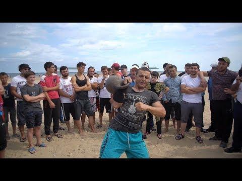 Соревнования в честь столетия сражения харбукцев в г.Избербаш