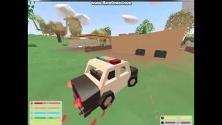 Unturned #1 CZ Lets Play / Gameplay [1080p] [PC]