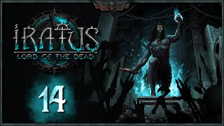 IRATUS: Lord of the Dead | Capítulo 14 | TOCA BOSS!! La piromaga