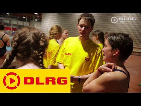 Die DLRG Rettungsschwimmausbildung