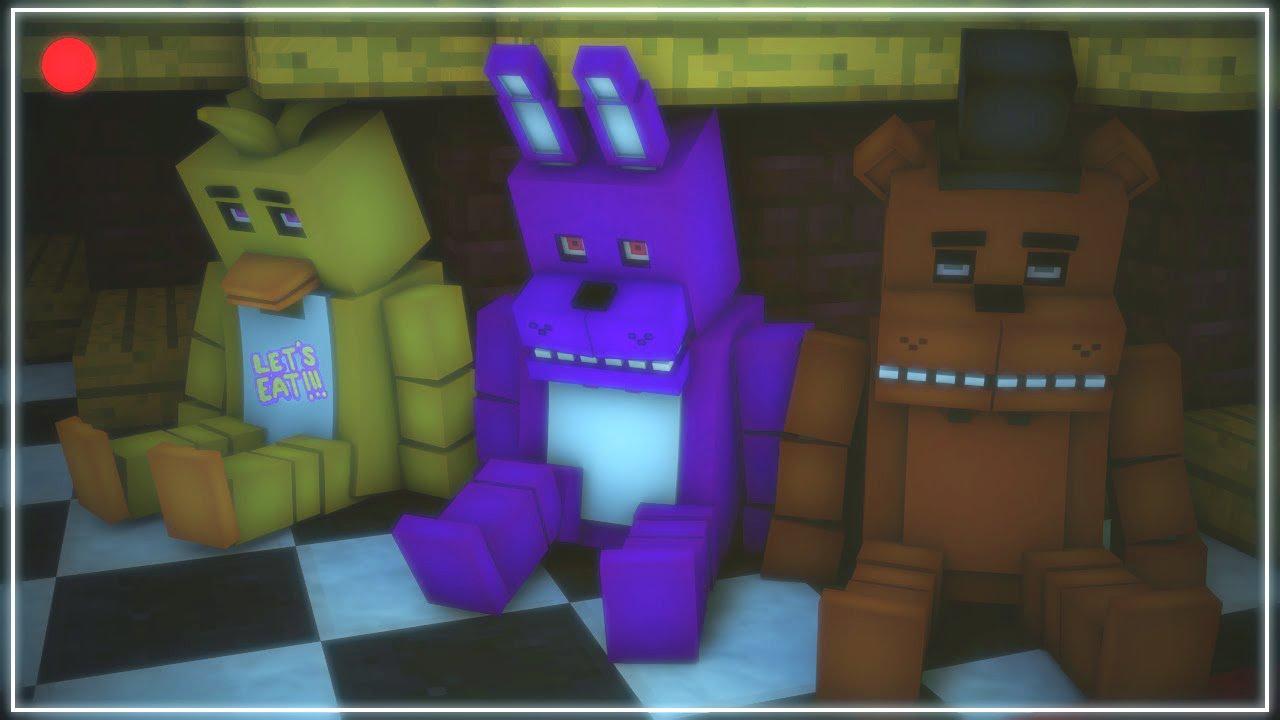 Майнкрафт мишка фредди играть онлайн бесплатно