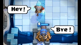 Funny Moments, Glitches, Fails, Wins and Trolls Compilation #42 | CLASh ROYALE Montage